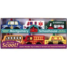 Maple Landmark 71030 Scoot, Box Set 1 - Peazz Toys