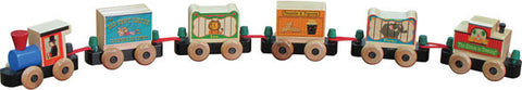 Maple Landmark 71040 Circus Railway Box Set - Peazz Toys