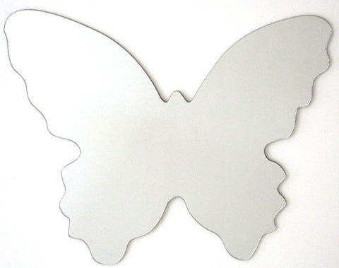 Butterfly Peel & Stick Mirror (Large) (MIR0002BTL) - Peazz Toys