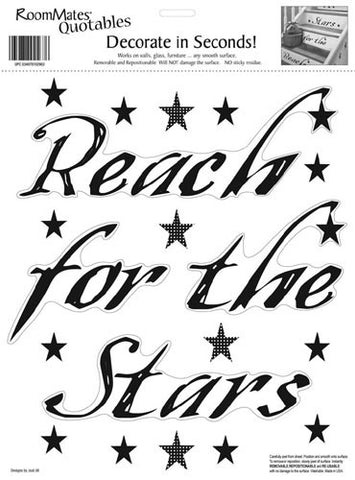 Reach For The Stars Peel & Stick Single Sheet (RMK0036SS) - Peazz Toys