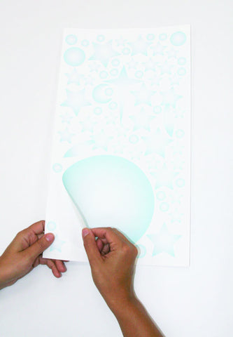 Celestial Peel & Stick Wall Decals                          (RMK1141SCS) - Peazz Toys