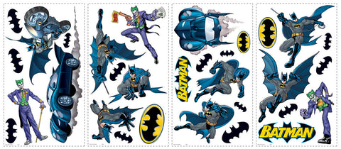 Batman - Gotham Guardian  Peel & Stick Wall Decals            (RMK1148SCS) - Peazz Toys