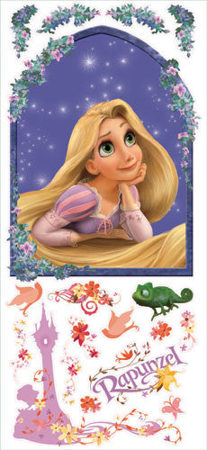 Tangled - Rapunzel Peel & Stick Giant Wall Decal (RMK1525GM)