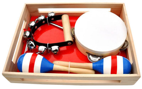 Schoenhut Band In A Box Two BB0210 - Peazz Toys
