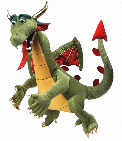 "52"" Dragon Puppet Jumbo - Peazz Toys"