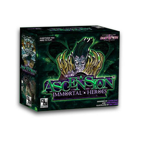 Ascension: Immortal Heroes - Peazz Toys