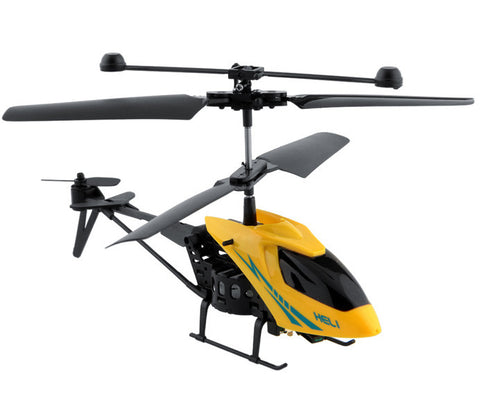 Merske MK10008 2.5CH Mini Shatter Resistant RC Helicopter - Peazz Toys