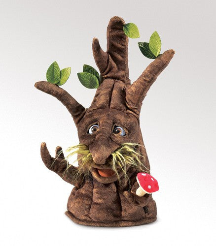 Folkmanis Tree, Enchanted Character Puppet - 2950