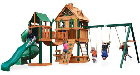 Gorilla Playsets 01-1015 Woodbridge - Peazz Toys