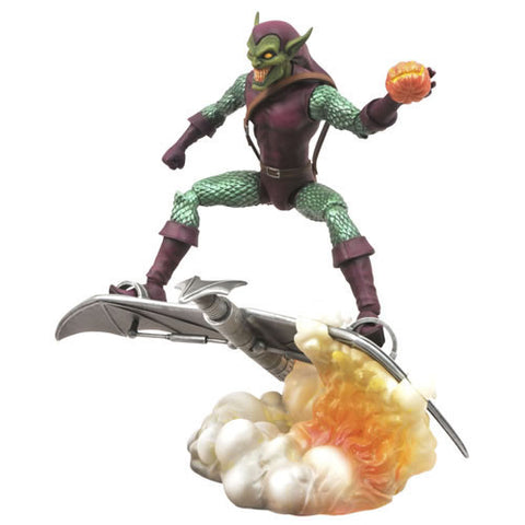 Art Asylum AA722640 Marvel Select Figure - Green Goblin - Peazz Toys