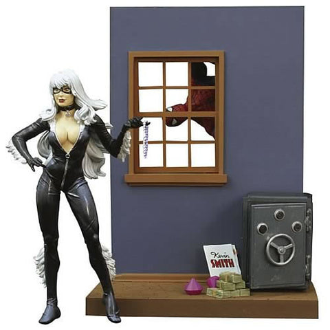 Dc Collectibles DC107669 Marvel Select Figure - Black Cat - Peazz Toys