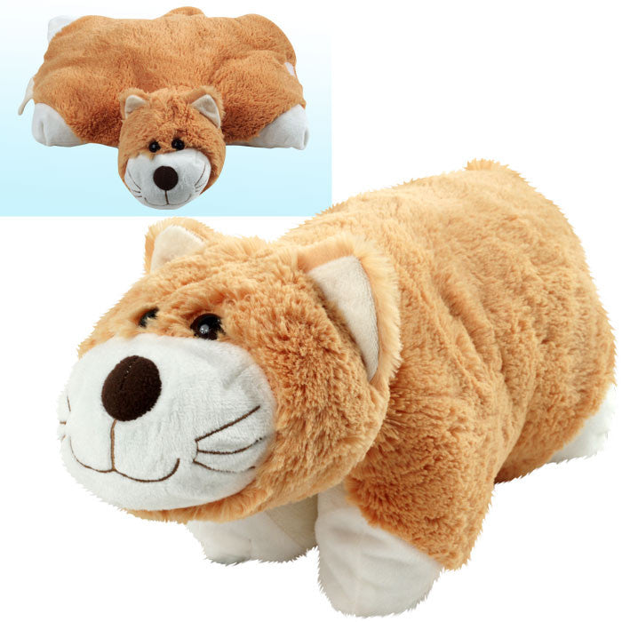 Large Size Cuddlee Pet Pillow - Cat