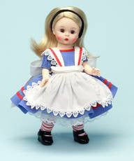 "Alice In Wonderland - 8"" (42425) - Peazz Toys"