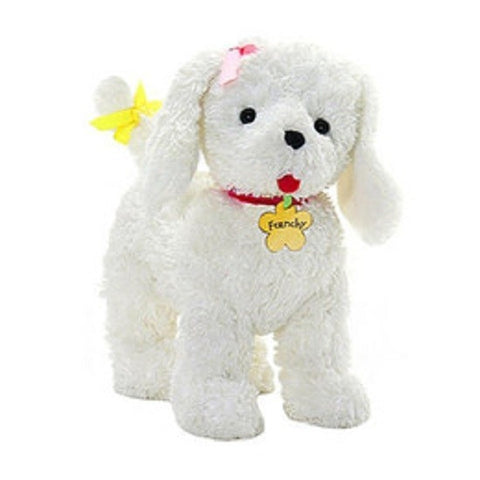 "Frenchy The Posh Puppy - 7"" (49605) - Peazz Toys"