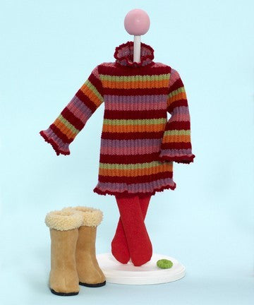 "Warm N' Toasty Outfit - 18"" (52180) - Peazz Toys"