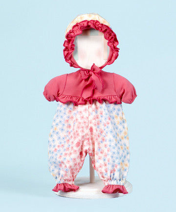 "Flower Romper Outfit - 14"" (52255) - Peazz Toys"