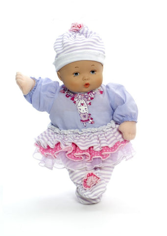 "My First Baby  Itty Bitty Ballerina - 12"" (62005) - Peazz Toys"