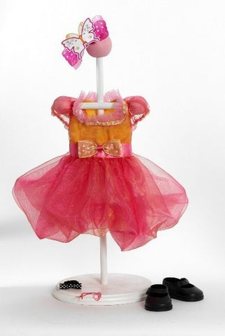 "Explosion In Pink Outfit - 18"" (62424) - Peazz Toys"