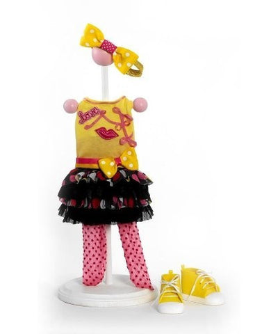 "Love To Rock Outfit - 18"" (62426) - Peazz Toys"