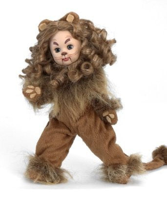 "Cowardly Lion - 8"" (64410) - Peazz Toys"