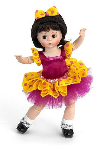 "Polkadot Dancer - 8"" (64455) - Peazz Toys"