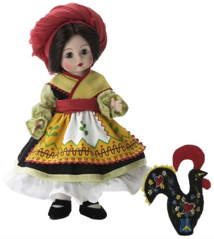 "Folk Dance- Portugal - 8"" (66215) - Peazz Toys"