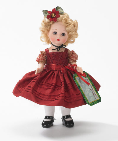 "Wendy Wishes You A Merry Christmas - 8"" (66220) - Peazz Toys"