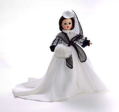 Scarlett O'Hara in Honeymoon Dress - Limited Edition 300 pieces  - 10 (66620) - Peazz Toys