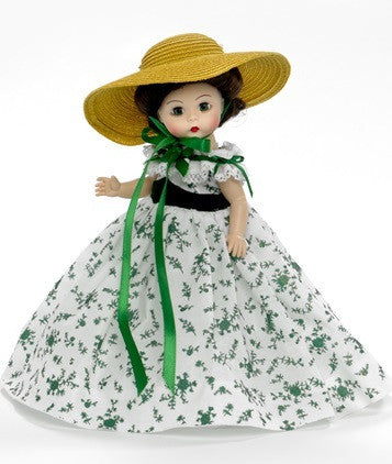 Scarlett O'Hara in Barbeque Dress  - 8 (66625) - Peazz Toys