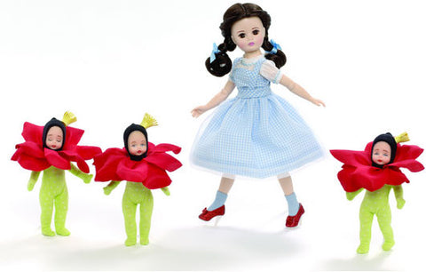 Dorothy in the Poppy Field - Limited Edition 300 pieces  - 10 (66630) - Peazz Toys