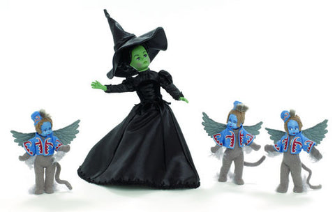 Wicked Witch of the West and the Winged Monkeys - Limited Edition 300 pieces  - 10 (66635) - Peazz Toys