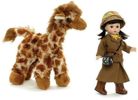 "Wendy Goes on Safari-Tanzania - 8"" (66695) - Peazz Toys"