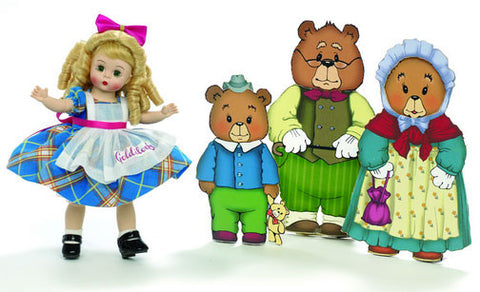 Goldilocks - 8 (66720) - Peazz Toys