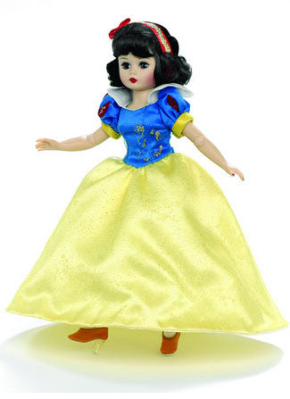 Snow White - 10 (66730) - Peazz Toys
