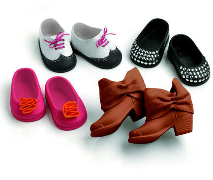 Pretty Feet Shoe Pack - 18 (66980) - Peazz Toys