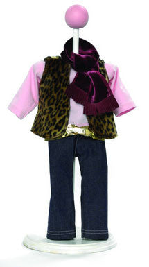 Warm and Cuddly Outfit - 18 (67000) - Peazz Toys