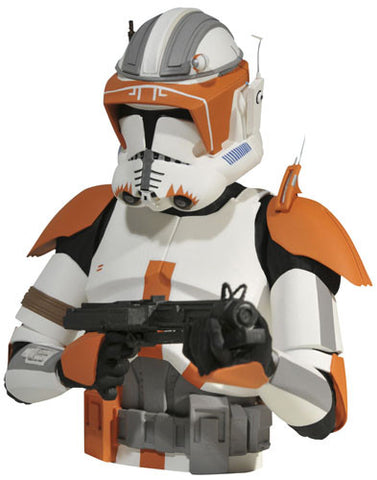 Art Asylum DC702833 Star Wars Bank - Commander Cody - Peazz Toys