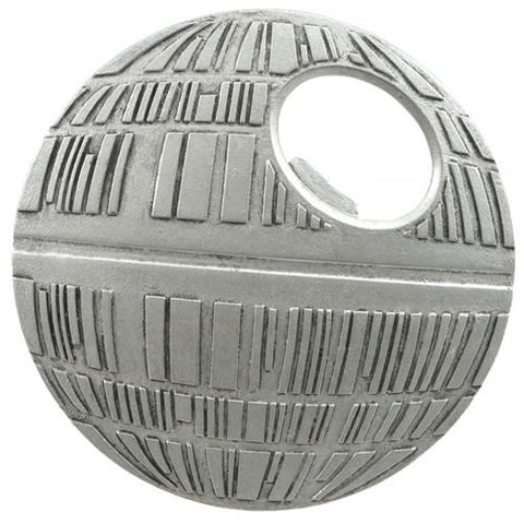 Art Asylum DC702932 Star Wars Bottle Opener - Death Star - Peazz Toys
