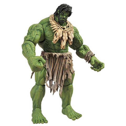 Art Asylum DC723425 Marvel Select Figure - Barbarian Hulk - Peazz Toys