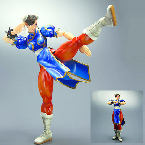 Square Enix DC811208 Street Fighter IV - Play Arts Chun-Li Figure - Peazz Toys