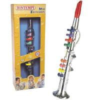 The Original Toy Company CL4431/N CLARINET Bontempi Clarinet - Peazz Toys