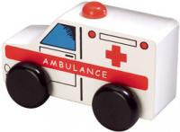 The Original Toy Company GA1005B AROUND TOWN AMBULANCE Great Value......Around Town Ambulance - Peazz Toys