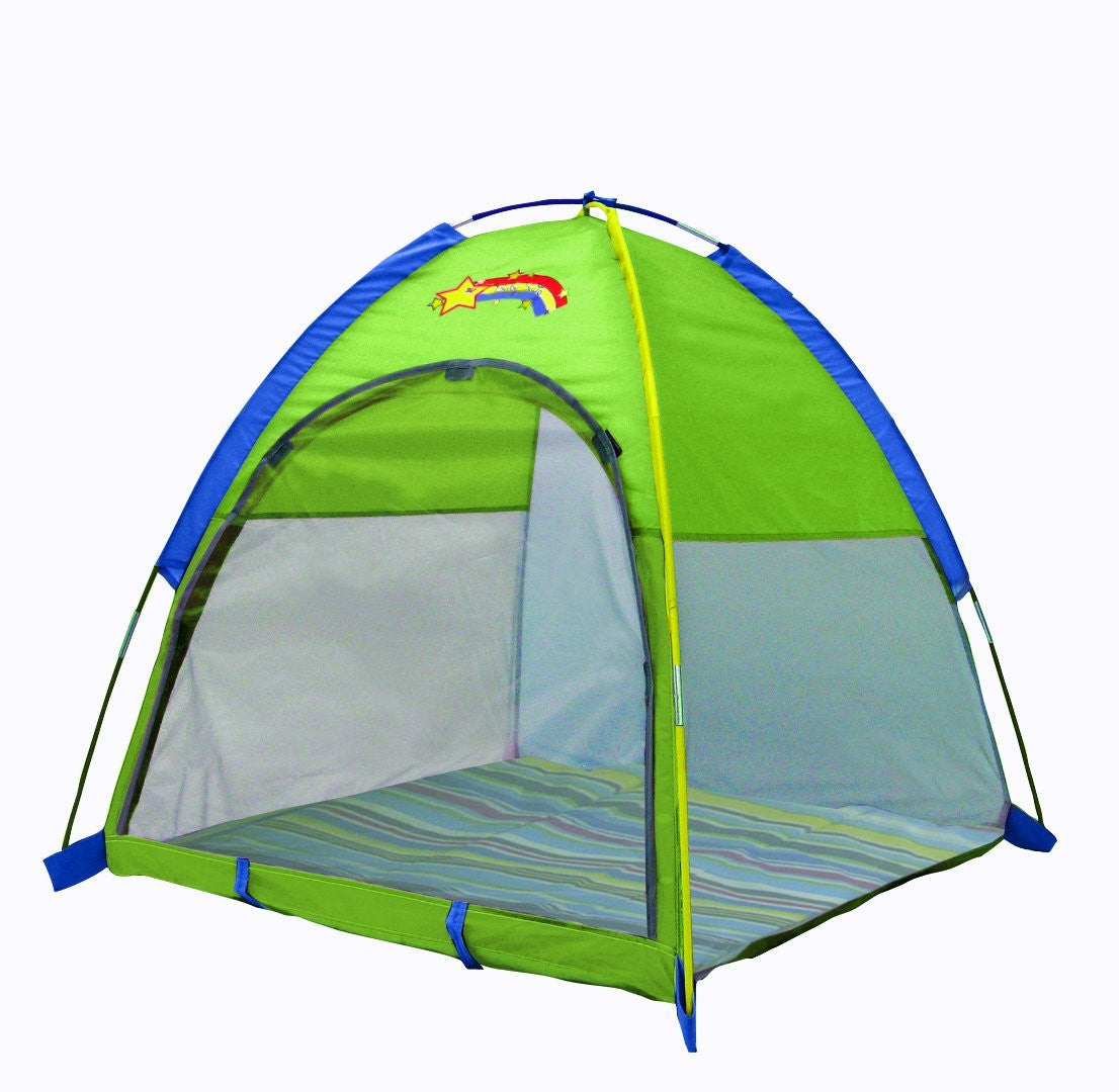 Pacific Play Tents 20006 Baby Suite Deluxe Lil Nursery Tent  - Green
