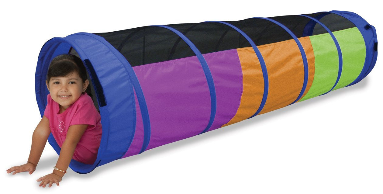 Pacific Play Tents 21407 Peek A Boo I See You - 6 Ft Tunnel