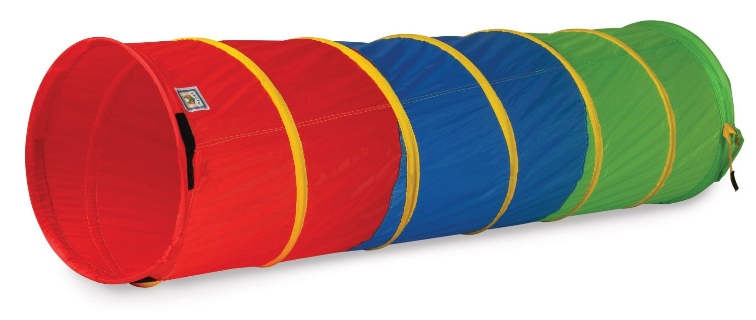 Pacific Play Tents 21409 Find Me 6Ft Tunnel - Multi Color