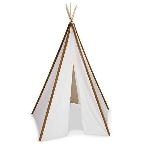 Pacific Play Tents 39615 Cotton Canvas 8 Ft Tee Pee