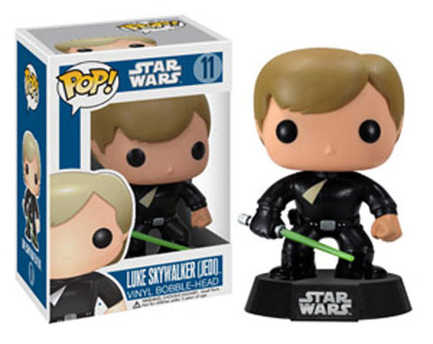 Funko FK2391 Pop! Star Wars Series 2 - Jedi Luke - Peazz Toys