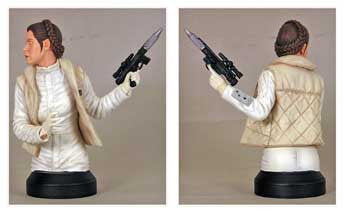 Gentle Giant Studios GG007622 Star Wars Mini Bust - Princess Leia in Hoth Fatigues