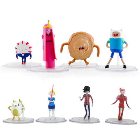 "Jazwares JW614290 Adventure Time - 2"" Deluxe Figures 4-Pack Set - Peazz Toys"