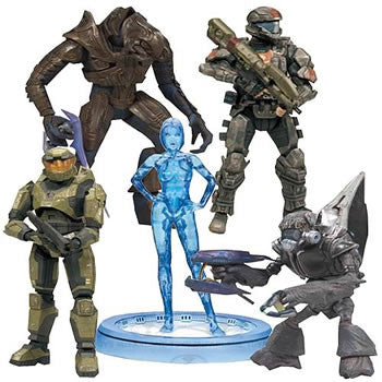 Mcfarlane Toys MF189100 Halo Anniversary - Assorted Case - Peazz Toys